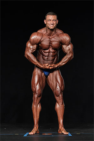MOST-MUSCULAR